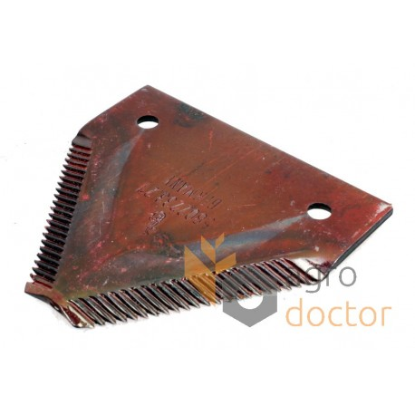Grain head cutter bar knife section 688959 for Claas combines OEM:688959  for Claas, Buy in eShop: agrodoctor eu