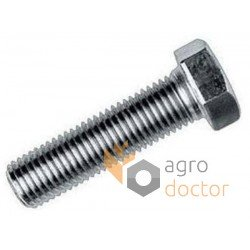 Hex bolt M12x25 - 236056 Claas