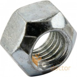 Hex nut М12 - 236172 Claas