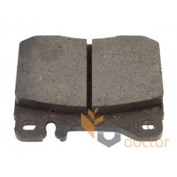 Brake pad 643692 Claas