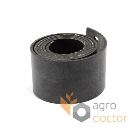 Rubber sealing 600499.1 Claas, 3x50x1050mm