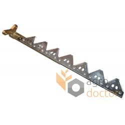 Mähmesser komplett 06503531 Deutz-Fahr für 3600 mm Schneidwerk - 48.5 Messer