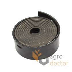 Rubber sealing tape 0005528580 of grain pan