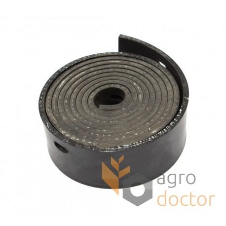 Rubber sealing tape 0005528580 of grain pan