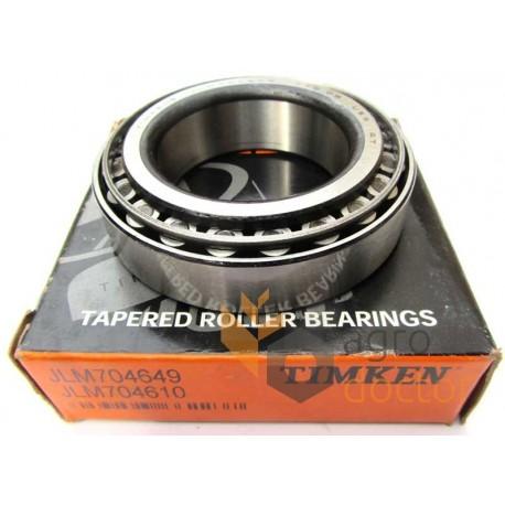 JLM704649/JLM704610 [Timken] Tapered roller bearing OEM:JD9144 for John  Deere, Buy in eShop: agrodoctor eu