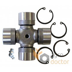Cross and bearing assembly AL37069 John Deere , 04362929 Deutz, 3130450R1 Case