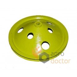Variator pulley.Chassis block D640mm