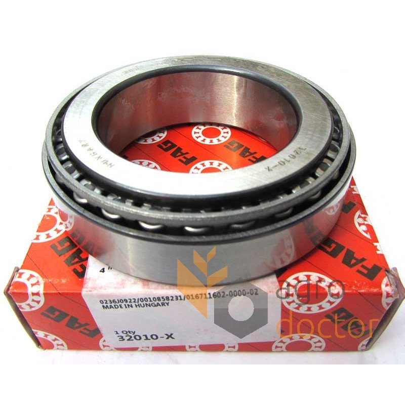 tapered roller bearing application. 32010-x [fag] tapered roller bearing application