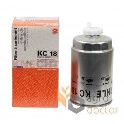 Fuel filter KC 18 [Knecht]