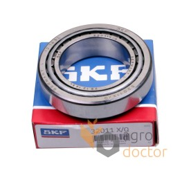 0002386400 Tapered roller bearing Claas [SKF]
