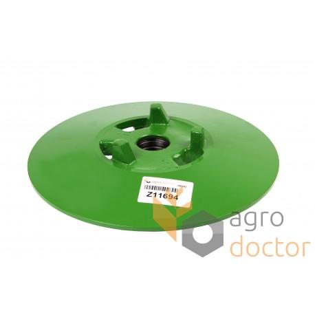 Variator half sheave (moving) Z11694 John Deere , grain cleaning fan