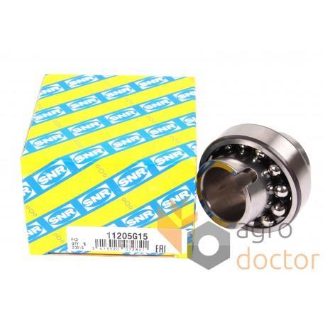 Self-aligning ball bearing 11205.G15 [SNR]