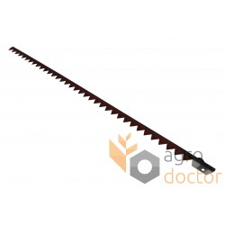 Conjunto de cuchillas 2500 mm, Massey Ferguson SR632960.00 - 35 segmento , en conjunto