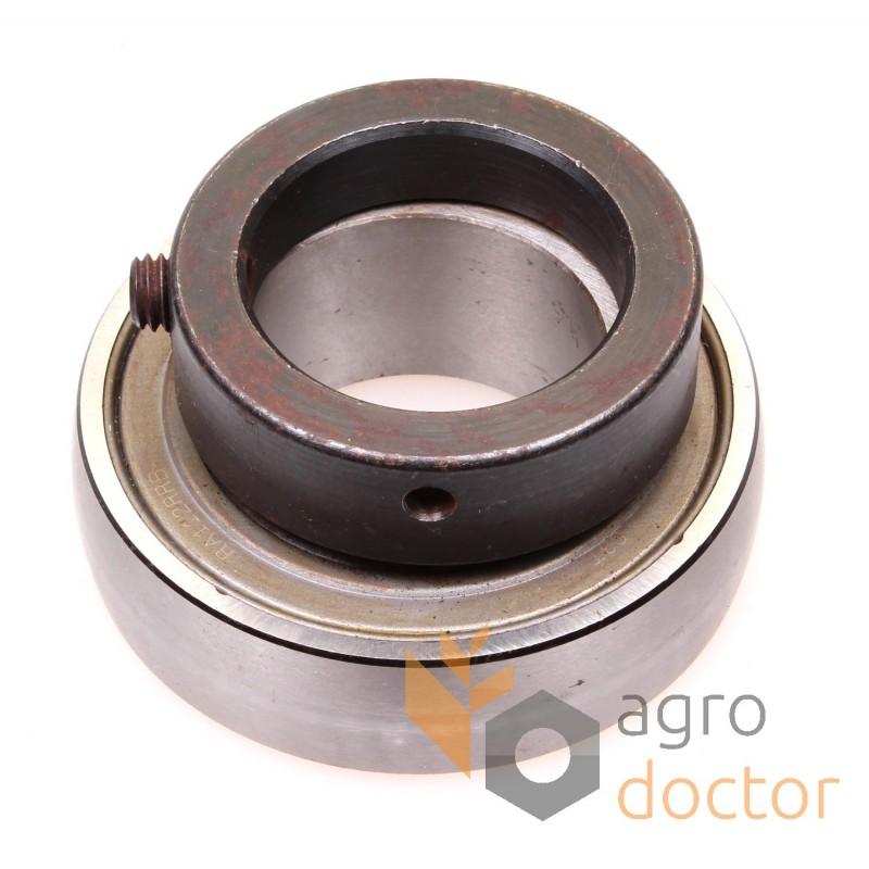 Narrow Inner Ring Self-Aligning Relubricatable Bearing With Locking Collar by Timken GRA112rrB Timken 1-3//4 Bore