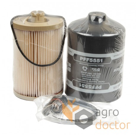 Fuel filter RE525523, RE541746, set [John Deere]