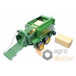 Toy-model of baler John Deere L390