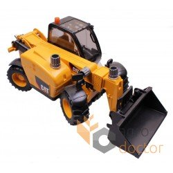 Toy-model of tractor CATERPILLAR