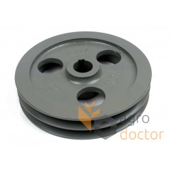 V-belt Pulley 609761 Claas