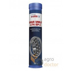 Lubrication Lotos Grease Unilit LT-4 EP2 0,4kg.