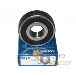 Ball bearing 6303 2RS/С3 Koyo