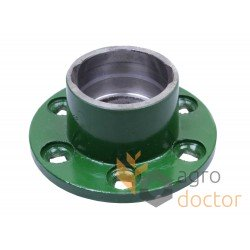 Bearing flange for threshing drum - Z10682 John Deere