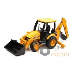 Toy-model of excavator JCB Midi CX