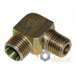 Angular hydraulic connection 238796 [Claas Original]