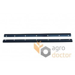 Set of rasp bars 653266 653267 Claas [Agro Parts]