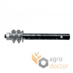 Auger shaft (set) 154,5 mm
