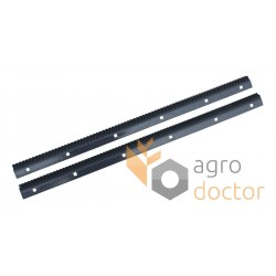 Set of rasp bars 702574, 702575 Claas Consul