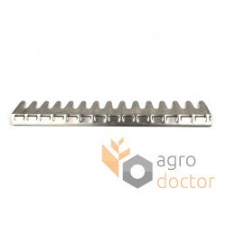 176138.1 Upper sieve comb for Claas combines