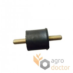 Rubber buffer stop / Rubber spring