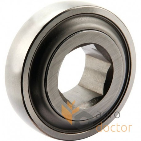 Hexagonal ball bearing AN102010 for John Deere [AM] OEM:AN102010 for  Case-IH, John Deere, Buy in eShop: agrodoctor eu