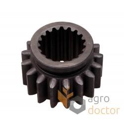Shifter gear 230205M1 Massey Ferguson