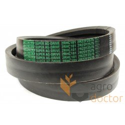 Wrapped banded belt 2HC101 [Carlisle]