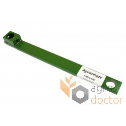 Arm, drum shaft AH126091combine John Deere [AM]
