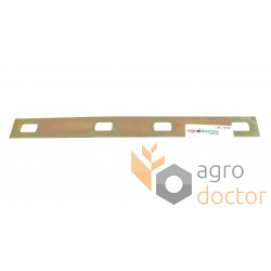 Backing plate 500950 for header of harvest combine Claas
