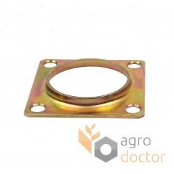 Bearing flange cover 1/2 - 1628052M1 Massey Ferguson, 73x73mm