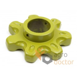 Elevator chain sprocket - 774170 Claas, T7