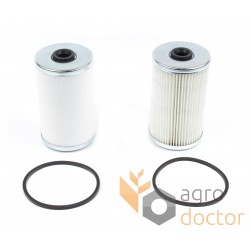 Fuel filter (insert) 099104/099105 (2 pcs.) [Agro Parts]