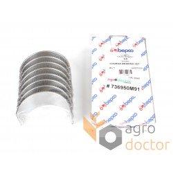 Conrod bearing set 30/3-3 Bepco - 85042 Perkins