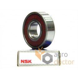6305 2RS [NSK] Deep groove ball bearing