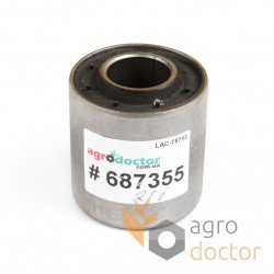 Silent block (MEGU-seal) - 0006873550 Claas - reinforced