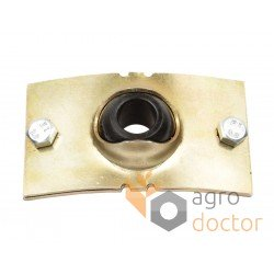 Bearing bush upper half 610492 Claas