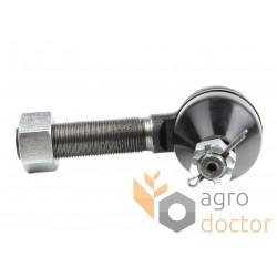 Tie rod end for John Deere tractor, 32x157mm