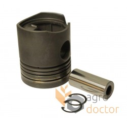 Piston with pin for engine - 04152183 Deutz-Fahr