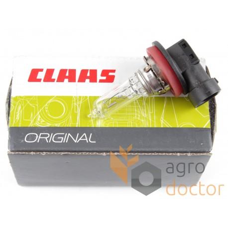 Lámpara 216453.0 cosechadora CLAAS - H9, 12V / 65W [Original]