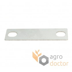 Backing plate 673753 metal (guide)