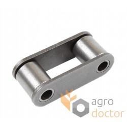 Chain inner link 002866 Claas - 38.4 x 19.0 x 6.92
