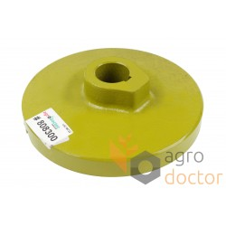 Knotter crown wheel 808300.4 Claas Markant, d35mm, D190mm